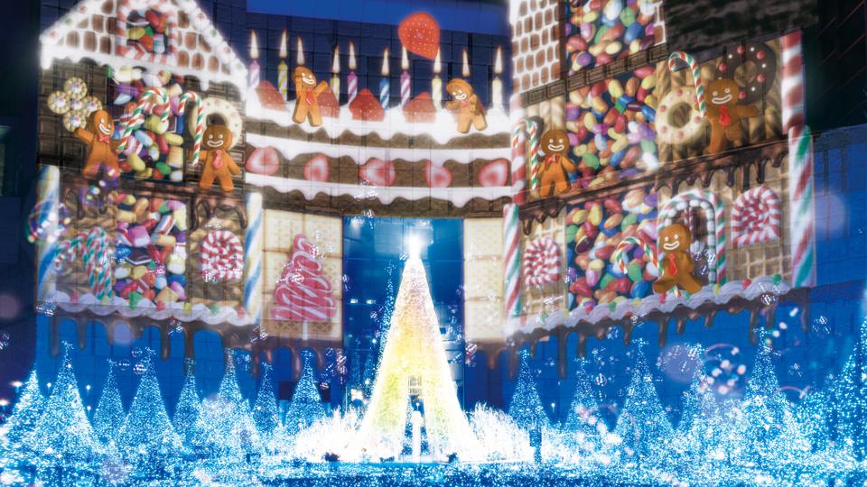 2013年東京Xmas聖誕點燈資訊,體驗東京街頭的聖誕氣氛。 | 林氏璧和美狐團三狐的小天地