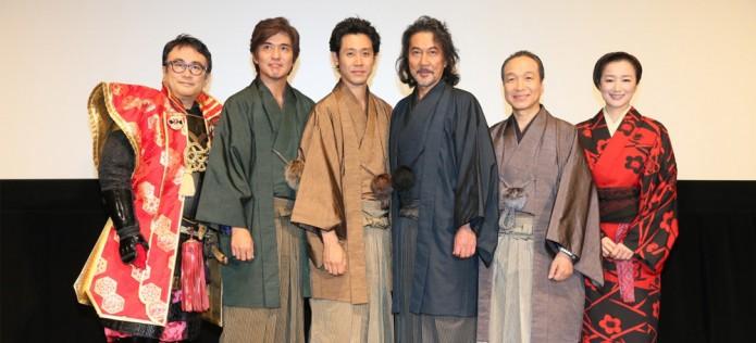 鬼點子超多的三谷幸喜 日本首映會大搞花招 (3)