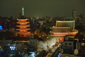 東京最古老 金龍山淺草觀音寺 雷門 仲見世通 | 林氏璧和美狐團三狐的小天地