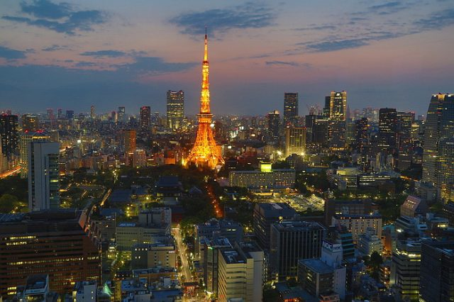 濱松町世界貿易中心展望台夜景 折價券500yen不限人數 | 林氏璧和美狐團三狐的小天地