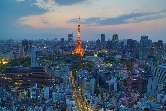 濱松町世界貿易中心Seaside Top展望台是東京第一名展望台的七個理由 | 林氏璧和美狐團三狐的小天地