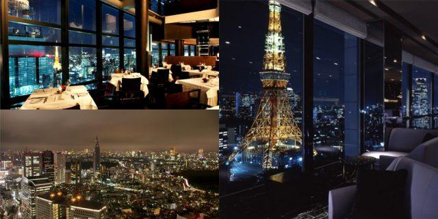 在高樓餐廳鳥瞰魔幻東京夜景,給另一半一個浪漫驚喜吧。 | 林氏璧和美狐團三狐的小天地