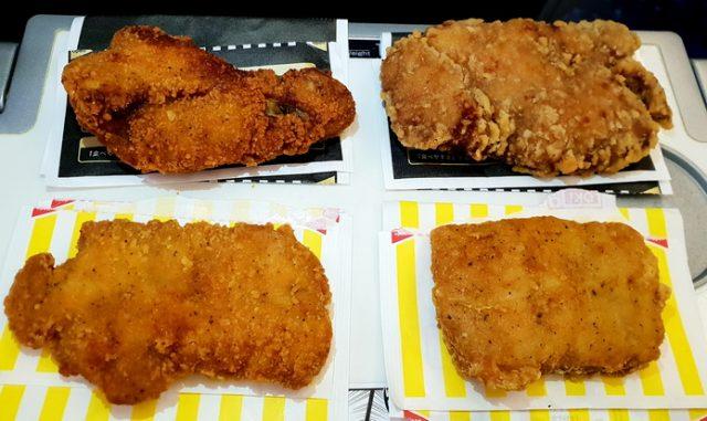 日本便利商店全家(五星)/Lawson(四星)超美味賣得像飛一樣的炸雞 | 林氏璧和美狐團三狐的小天地