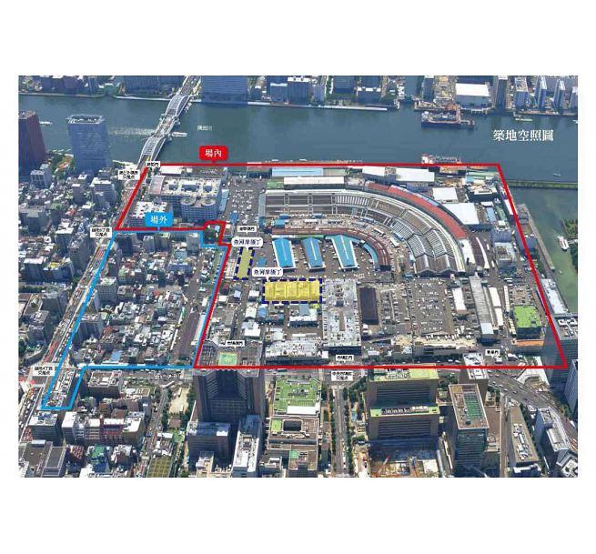 最後的築地 日本旅遊必去的美味海鮮聖地 在搬家到豐洲新市場之前做個築地最後巡禮吧! | 林氏璧和美狐團三狐的小天地