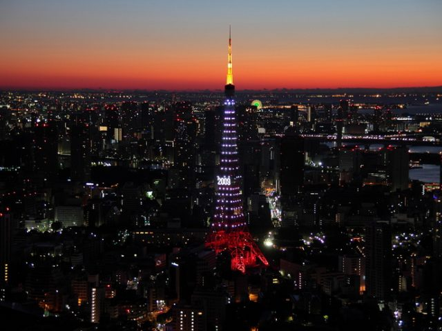 東京年末年始/跨年何處去懶人包 | 林氏璧和美狐團三狐的小天地