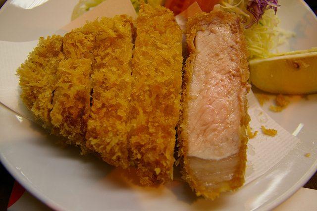 丸五豬排 隱藏在秋葉原巷弄間的東京豬排飯名店(四星貴) | 林氏璧和美狐團三狐的小天地