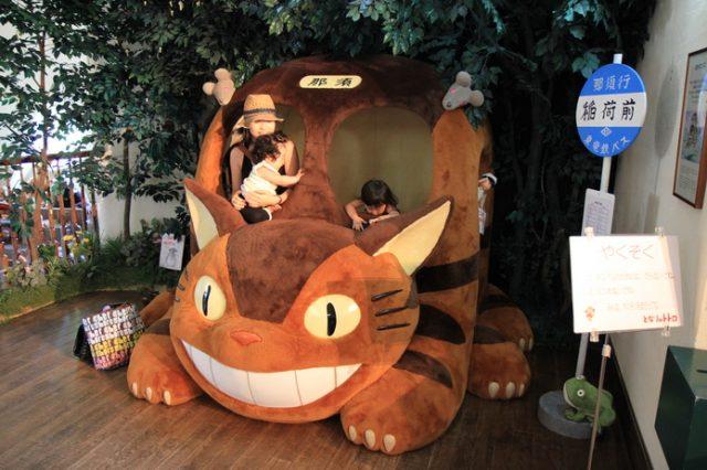[栃木縣] 泰迪熊博物館龍貓展:在那須高原遇到Totoro。 | 林氏璧和美狐團三狐的小天地