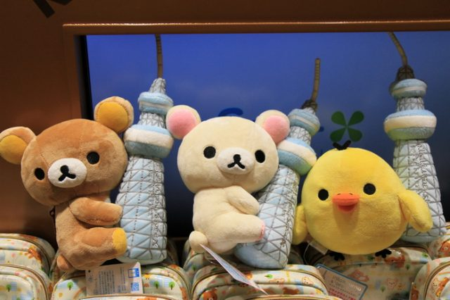 東京晴空塔下的天空町(東京ソラマチ,Tokyo Solamachi)必逛必吃必買店家介紹。   林氏璧和美狐團三狐的小天地