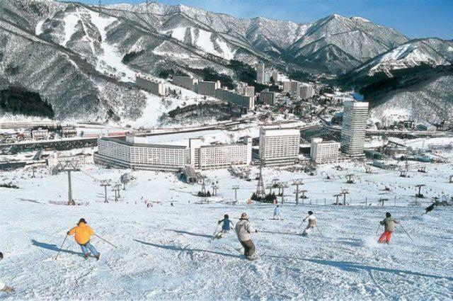 日本苗場滑雪中毒者省錢專案,含教練不含稅金可不到兩萬,五天四夜滑兩天,香草午去晚回玩滿四天,可客制化延滑延回 | 林氏璧和美狐團三狐的小天地